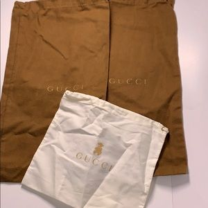 Gucci Dustbags